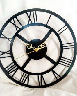 Relojes redondos de hierro 40cm