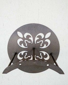 Enrolla Manguera Mandala de hierro