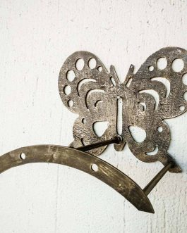 Enrolla Manguera Mariposa de hierro