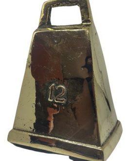 Cencerro De Bronce N°12