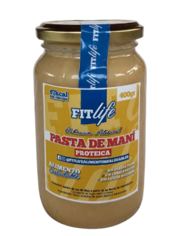 Pasta de Maní Proteica FITLife